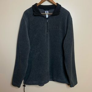 3/$20 Gap Factory Gray Fleece Pull Over Sweater